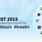 #aktiv #inklusiv #kreativ - Fachforum und Präsentation der Förderprojekte am 15. Oktober
