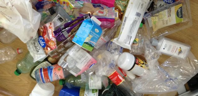 Erde an Zukunft- (K)eine Welt ohne Plastik?!