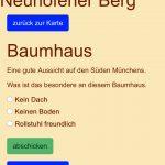 """""""Augmented Munich"""" - Digitale Schnitzeljagden durch München"""