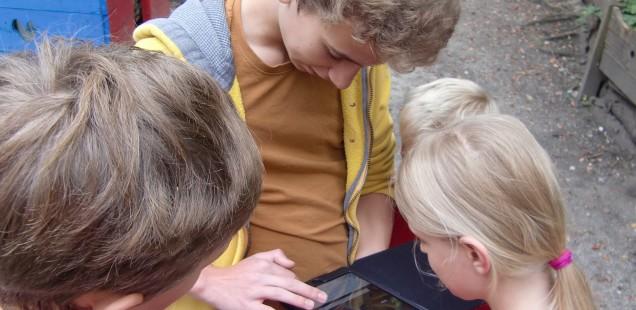 Wir zeigens Euch! Entdecke den Abenteuer-Spiel-Platz Neuhausen mit QR-Codes