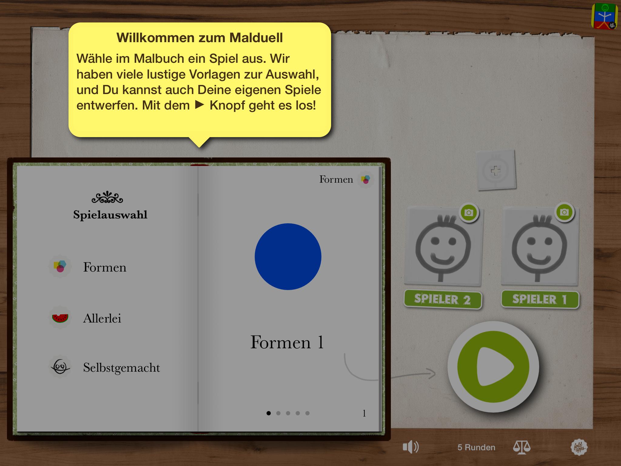 Kreativ mit Apps – kooperationsprojekte-muc.de