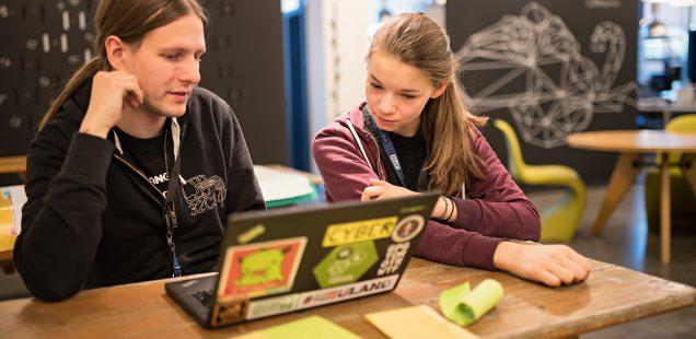 hack your school - die Schule der Zukunft gestalten