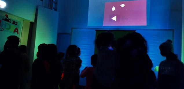 Soundbilder - wenn Bilder tanzen lernen